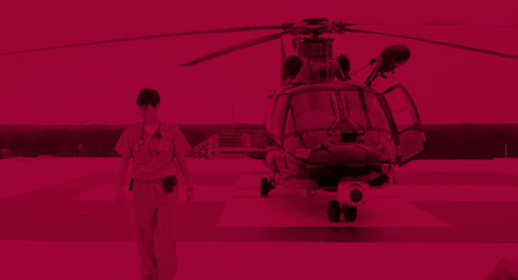 Physician Assistant Helicopter